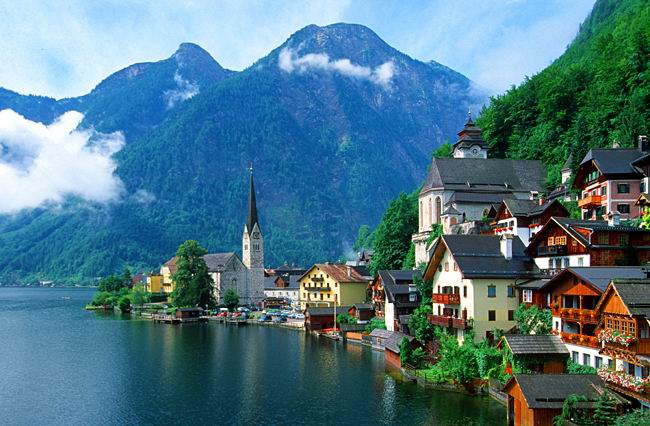 瑞士美景---格拉魯士